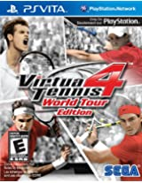 Virtua Tennis 4 - World Tour Edition (PS Vita)