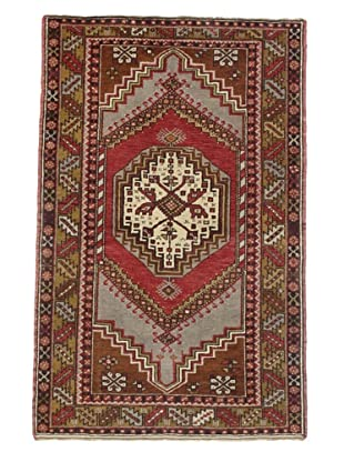 Rug Republic One Of A Kind Turkish Anatolian Hand Knotted Rug, Multi, 3' 11