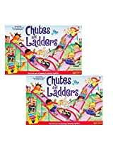 2 Pack: Chutes And Ladders My First Games