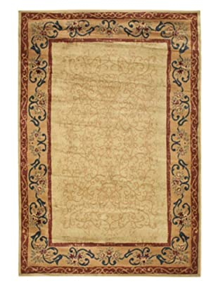 Jardiniere Rug, Beige/Light Gold, 5' 3