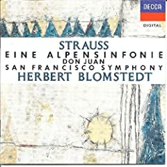 Strauss;Eine Alpensinfonie