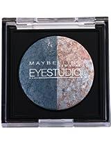 Eyestudio By Maybelline Color Pearls Marbleized - 90 Silver Starlet Eyeshadow, , 0.09 Oz/2.5g, 1 Pack