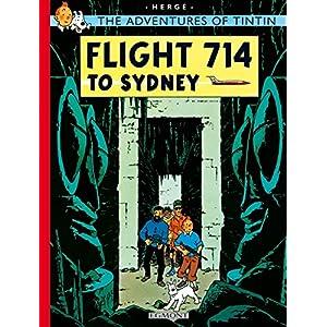 Flight 714 to Sydney (Tintin)