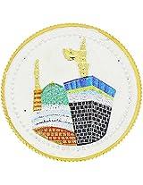 LGW Mecca Madina Silver Precious Coin for Unisex (10Grams)