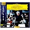 ベートーヴェン:交響曲第1番&第2番 ベルリン・フィルハーモニー管弦楽団 (演奏者)、ベルリン・フィルハーモニー管弦楽団 カラヤン(ヘルベルト・フォン)、カラヤン(ヘルベルト・フォン)、 ベートーヴェン (作曲者) (CD2007)