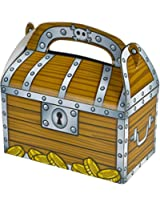 Treasure Chest Party Treat Boxes (1 Dozen)