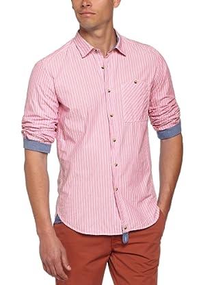 Tom Tailor Camisa Ospedaletti (Rosa)
