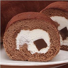 ルイーズの長~い生チョコロールケーキ: ヘルス & ビューティー