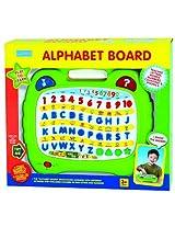 megcos Alphabet Board
