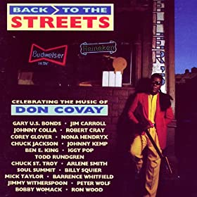 Back To The Streets - Celebrating The Music Of Don Covay