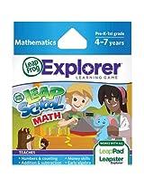 LeapFrog Explorer Learning Game: LeapSchool Math