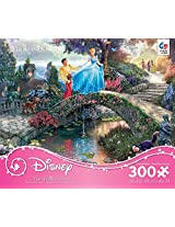 Thomas Kindade Cinderella Wishes Upon A Dream 300 Piece Jigsaw Puzzle