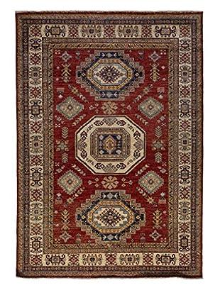 Darya Rugs Fine Kazak Oriental Rug, Rust, 8' 7