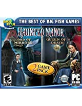 Haunted Manor 1: Lord of Mirrors and Haunted Manor 2: Queen of Death 2 Pack (PC)
