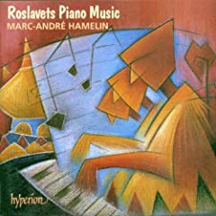 Roslavets Piano Music