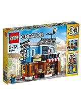 Lego Corner Deli, Multi Color