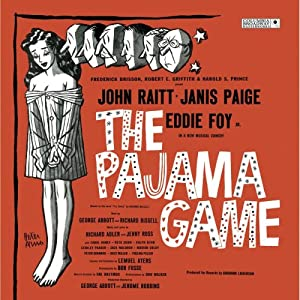 The Pajama Game - 1954 Original Broadway Cast Recording