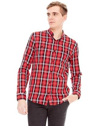 Unitryb Camisa Cuadros (Rojo)