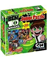 Ben 10 Omniverse Junior Puzzle