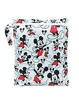 Bumkins Disney Baby Wet Bag, Mickey Classic