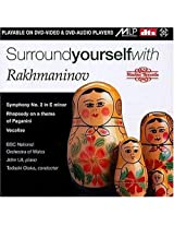 Surround Yourself with Rachmaninov [DVD AUDIO]