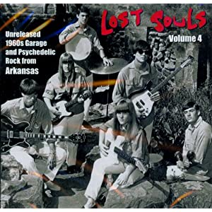 Vol. 4-Lost Souls-Unreleased 1960 Garage & Psych
