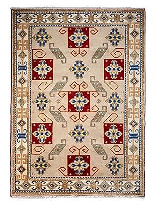 Darya Rugs Kazak Oriental Rug, Ivory, 8' 1
