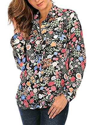 French Code Bluse Odilon