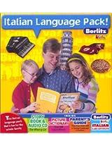 Italian Berlitz Kids Language Pack