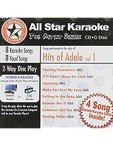 Karaoke: Hits of Adele/Various
