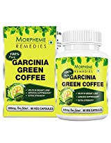 Morpheme Garcinia Green Coffee 500mg Extract 90 Veg Capsules