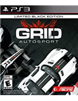 Grid Autosport - Black Edition (PS3)