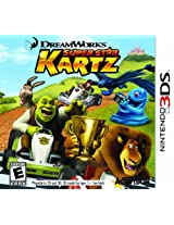 Dreamworks Super Star Kartz (Nintendo 3DS) (NTSC)