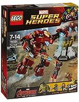 Lego Super Heroes Hulk Buster Smash