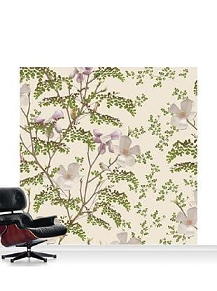 Michael Angove Magnolia, Pannacotta Mural, Standard, 8' x 8'