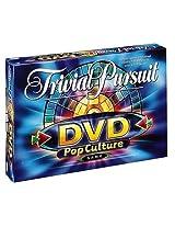 Trivial Pursuit POP Culture DVD Game by Milton Bradley