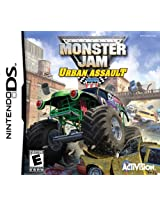 Monster Jam Urban Assult (Nintendo DS) (NTSC)