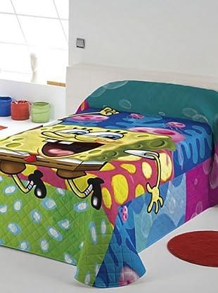 Euromoda Colcha Bouti Bob Esponja Colour (Multicolor)