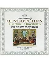 J.S. Bach: Orchestral Suites 3&4