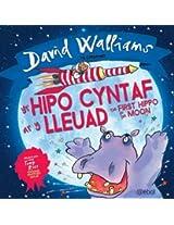 Yr Hipo Cyntaf Ar y Lleuad / The First Hippo on the Moon