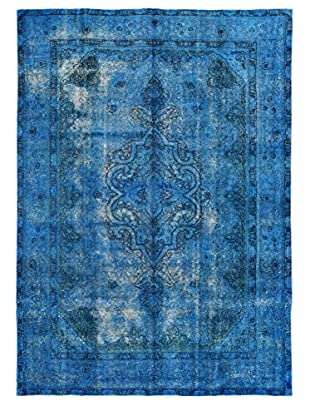 Kalaty One-of-a-Kind Pak Vintage Rug, Blue, 8' 1