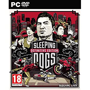 Sleeping Dogs - Definitive Edition (PC)