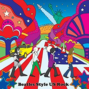 BEATLES STYLE US ROCK