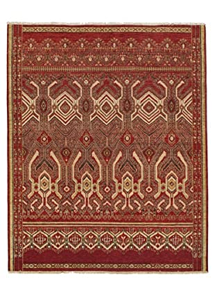 Rug Republic One Of A Kind Hand Knotted Indian Wool Rug, Multi, 7' 9