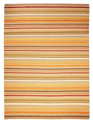 Flatweave Sun Stripes, 8' x 10'