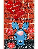 Shetani Ni Sungura Happy Valentine