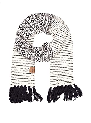 Pepe Jeans London Bufanda Woking Scarf (Crudo)