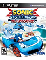 Sonic and All-Stars Racing Transformed - Bonus Edition (PS3)