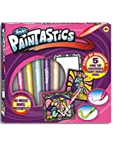 RenArt Paintastics 5 Fine Tip Washable Paint Brush Pens Set for Creativity Magic Kingdom PT 3401 Age 4+