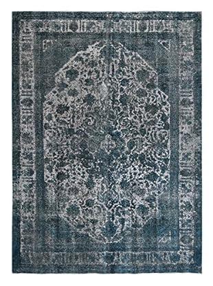 Kalaty One-of-a-Kind Pak Vintage Rug, Gray/Blue, 8' 3